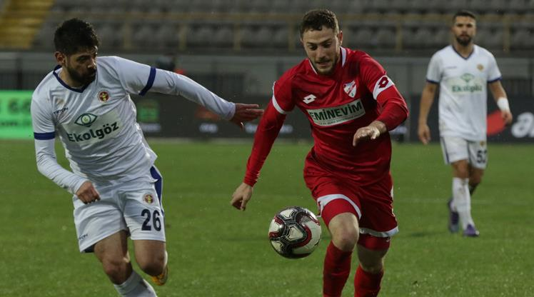 Boluspor Ekol Göz Menemenspor maç özeti