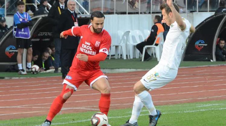Ekol Hastanesi Balıkesirspor Akhisarspor maç özeti