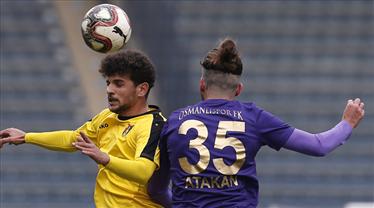 Osmanlıspor FK İstanbulspor maç özeti