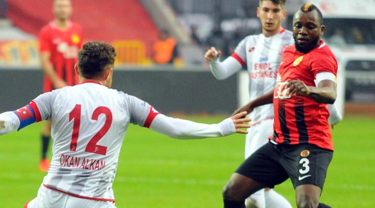 Eskişehirspor Ekol Hastanesi Balıkesirspor maç özeti