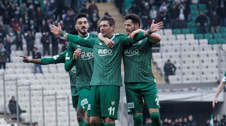 Bursaspor Hatayspor maç özeti