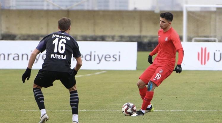 Cesar Grup Ümraniyespor Altay maç özeti