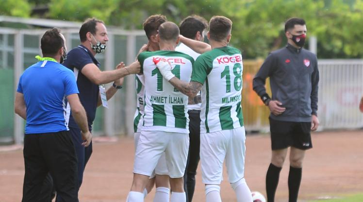 Giresunspor İstanbulspor maç özeti