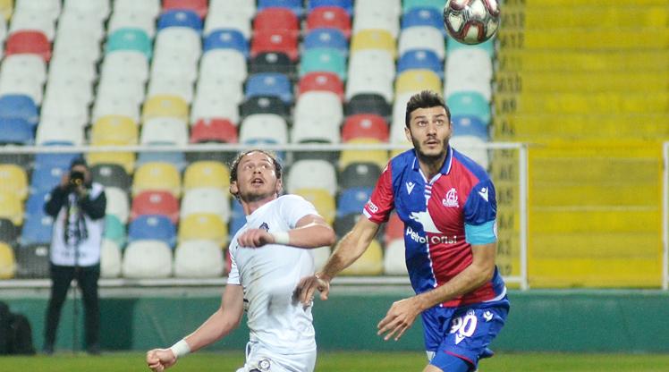 Altınordu Osmanlıspor FK maç özeti