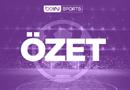BŞB Erzurumspor Ekol Göz Menemenspor maç özeti