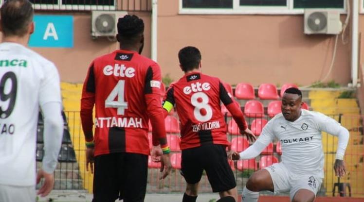 Fatih Karagümrük Altay maç özeti