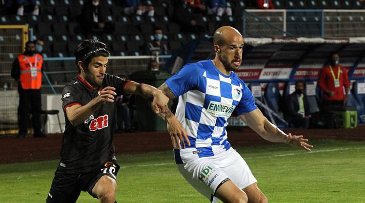 BŞB Erzurumspor Eskişehirspor maç özeti