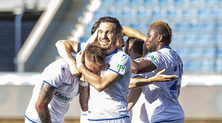 Osmanlıspor FK BŞB Erzurumspor maç özeti