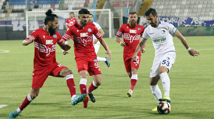 BŞB Erzurumspor Adana Demirspor maç özeti
