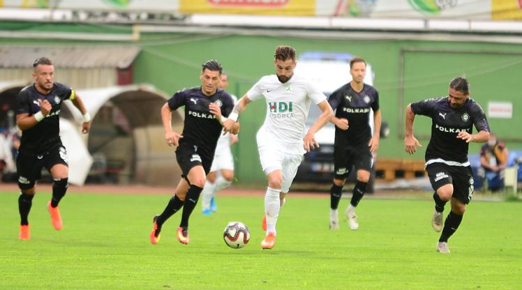 Giresunspor Altay maç özeti
