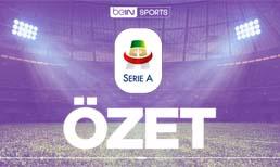 Juventus Sassuolo maç özeti