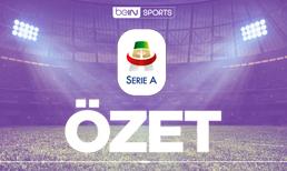 Genoa Sampdoria maç özeti
