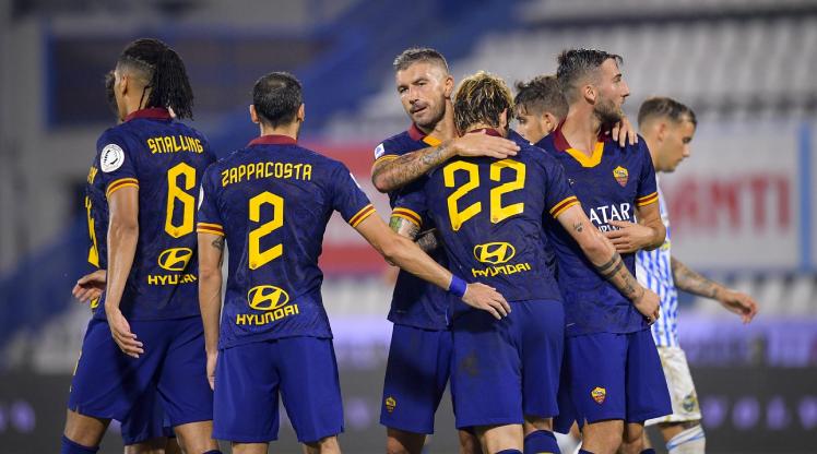 Spal Roma maç özeti