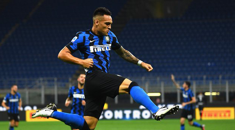 Inter Napoli maç özeti
