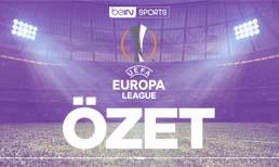 Vitoria Guimaraes Eintracht Frankfurt maç özeti
