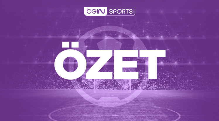 Sporting Lizbon Medipol Başakşehir maç özeti