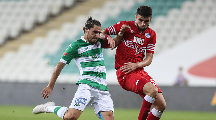 Bursaspor Adana Demirspor maç özeti