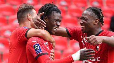 Rennes Montpellier maç özeti