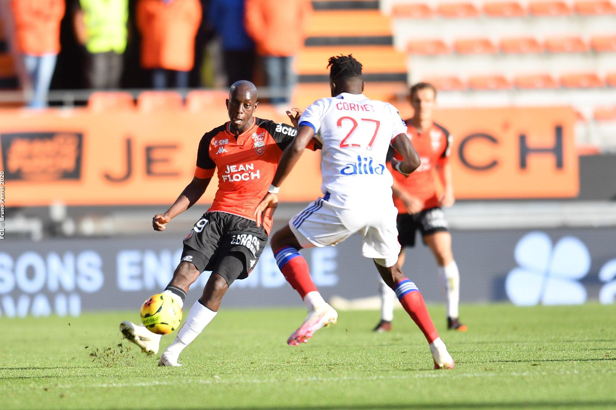 Metz Lorient maç özeti