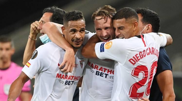 Sevilla Inter maç özeti