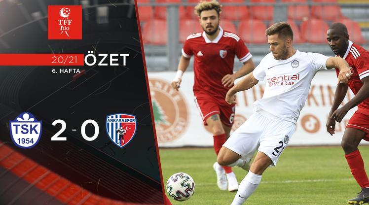 Tuzlaspor Ankaraspor maç özeti
