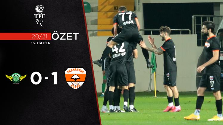Akhisarspor Adanaspor maç özeti