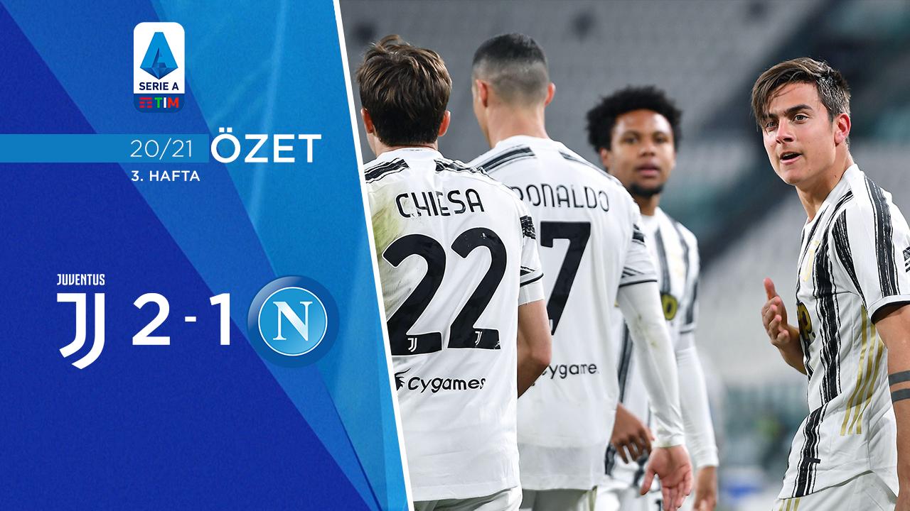 Juventus Napoli maç özeti