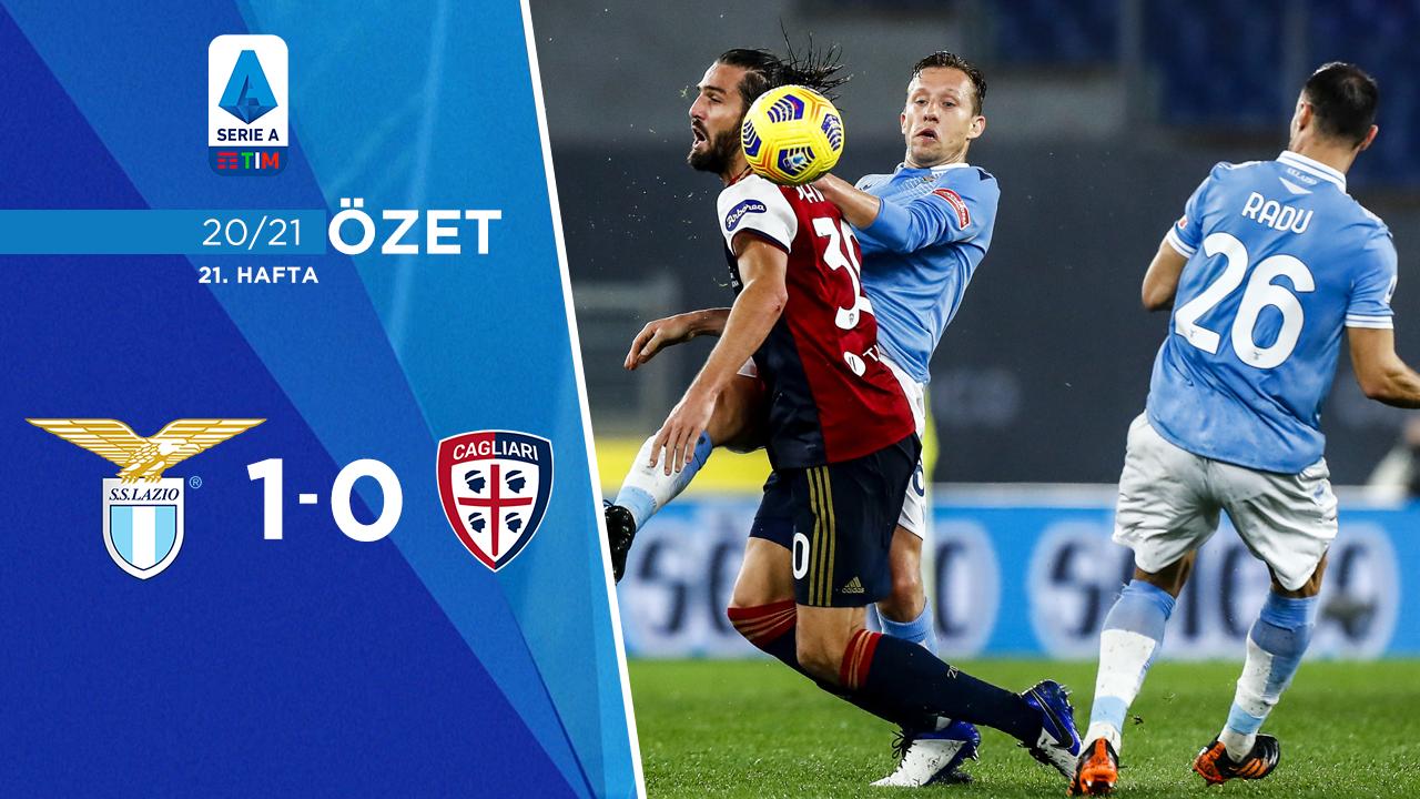 Lazio Cagliari maç özeti