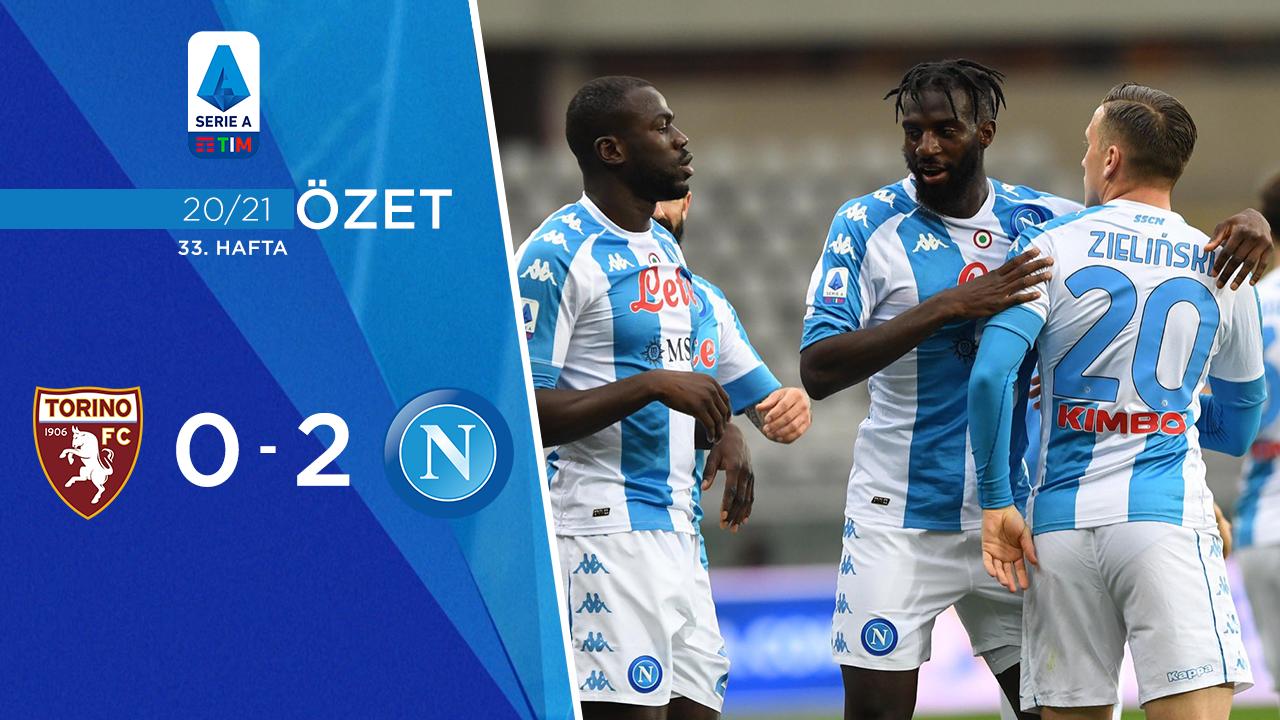 Torino Napoli maç özeti