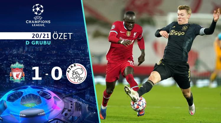 Liverpool Ajax maç özeti