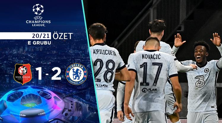 Rennes Chelsea maç özeti