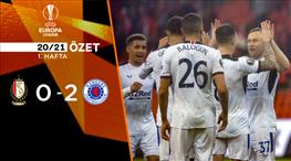 Standard Liege Rangers FC maç özeti