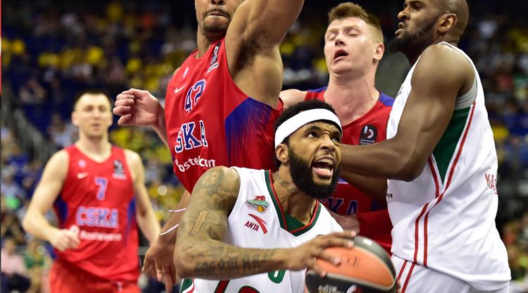 CSKA Moskova Lokomotiv Kuban maç özeti
