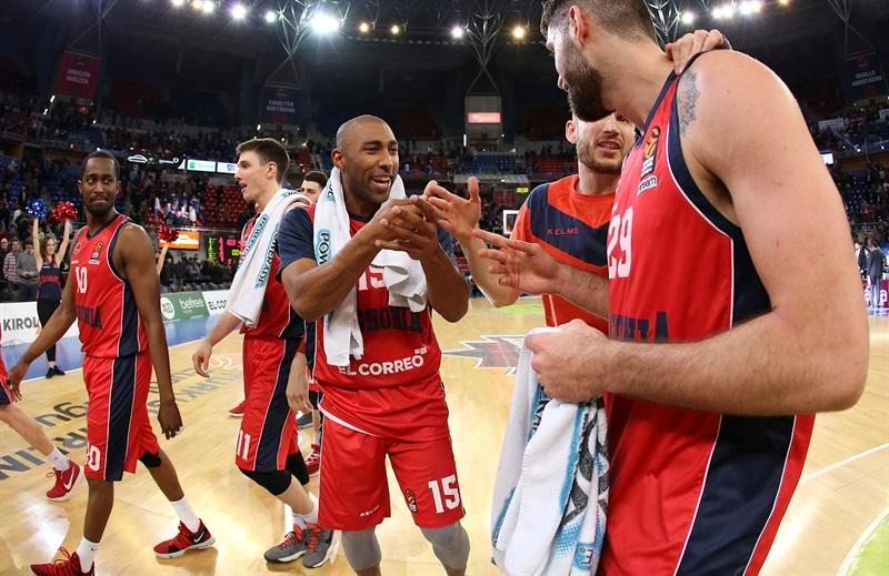 TD Systems Baskonia Brose Baskets Bamberg maç özeti