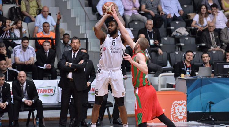 Beşiktaş Icrypex Pınar Karşıyaka maç özeti