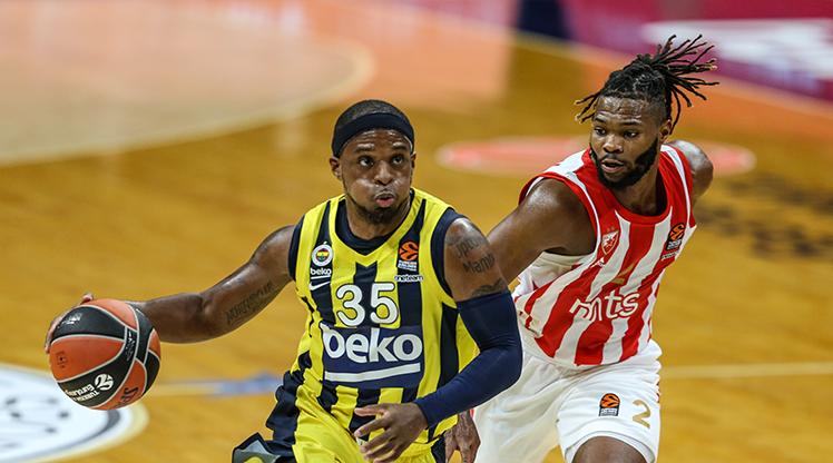 Fenerbahçe Beko Kızıl Yıldız maç özeti