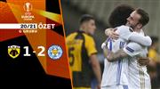ÖZET | AEK 1-2 Leicester City