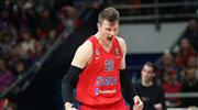 CSKA, efsanesine veda etti