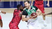 Açılış maçı Gaziantep Basketbol