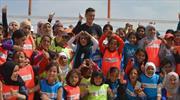 Gençlerin idolü Mesut Özil