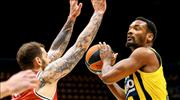 Olimpia Milano 92-100 Fenerbahçe Beko