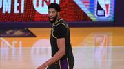 Davis, Lakers