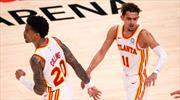 Hawks ve Knicks play-off